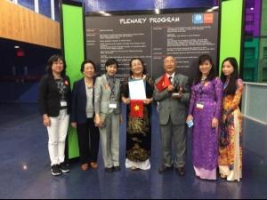 Trà Hoàn Ngọc 7 Nga Tây Ninh đạt Giải thưởng toàn cầu IUFoST 2014
