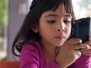 Thiết bị di động rất nguy hại đối với trẻ em