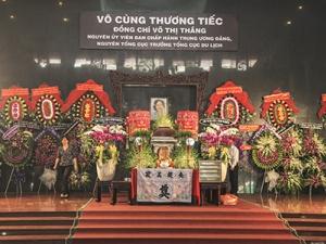 Võ Thị Thắng - một cuộc đời anh hùng