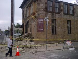 Trận động đất mạnh nhất 25 năm qua tại Mỹ làm 120 người bị thương