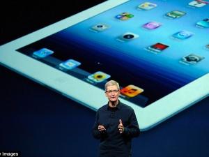 Apple sản xuất máy tính bảng 12.9 inch khổng lồ trong năm tới