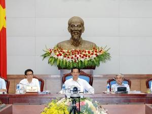 Bộ trưởng cam kết với Thủ tướng cắt giảm thủ tục, tăng sức cạnh tranh cho nền kinh tế