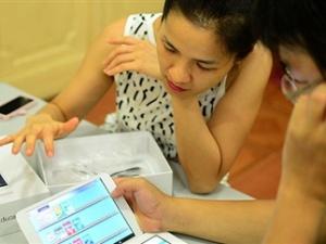 Máy tính bảng cho trẻ: Những hệ lụy khó lường!