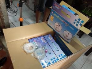 Phát hiện lô máy ozone chưa kiểm định chất lượng