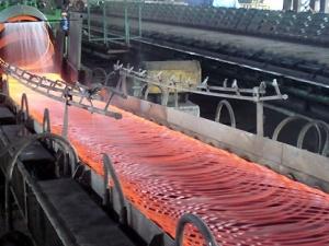 Tiếp tục dự án mở rộng sản xuất Công ty cổ phần Gang thép Thái Nguyên