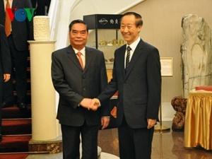 Tường thuật chuyến thăm của Đặc phái viên Tổng Bí thư tới Trung Quốc