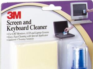 Bộ đồ vệ sinh máy tính gây nhiễm khuẩn bị thu hồi