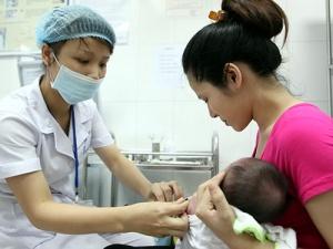 Lịch tiêm chủng vắc xin sởi, rubella mới nhất năm 2014