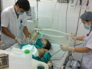 Bệnh nhân vụ tai nạn xe khách ở Sapa được miễn viện phí
