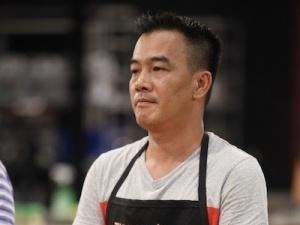 Thanh Tùng chia tay gian bếp của MasterChef Vietnam trong nước mắt