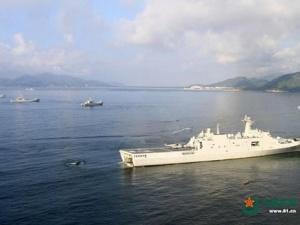 Tình hình biển đông ngày 2/9: TQ liên tiếp tập trận, ý đồ nhằm vào Việt Nam rất rõ ràng