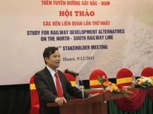 Diễn biến mới nhất vụ JTC Nhật Bản hối lộ quan chức đường sắt Việt Nam