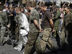 Tình hình Ukraine: Kiev – phe ly khai chính thức trao đổi tù nhân