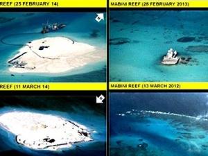 Động tác giả và mưu độc của Trung Quốc ở biển Đông