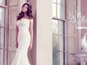 Lựa chọn kiểu dáng váy cưới phù hợp với cô dâu