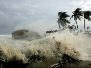 Năng lượng khổng lồ của bão