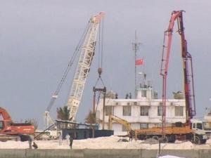 Tình hình biển đông ngày 15/9: Cận cảnh hoạt động xây đảo trái phép của Trung Quốc ở Gạc Ma