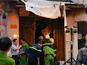 Hé lộ nguyên nhân khiến 7 người chết cháy ở TP.HCM