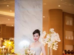 Nhan sắc của mỹ nhân showbiz Việt hội ngộ trong triển lãm áo cưới