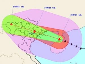 Tin mới nhất về Bão số 3: Hà Nội có nguy cơ ngập trong bão, các tỉnh thành gấp rút phòng chống lũ lụt