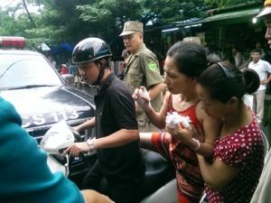 Toàn cảnh vụ giải cứu 3 con tin gây chấn động ở Hà Nội