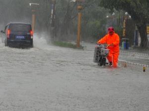 Cảnh báo xuất hiện lũ trên hệ thống sông Hồng - Thái Bình sau cơn bão số 3