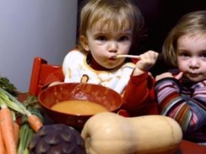 Ăn chay và nguy hại ẩn mình với trẻ