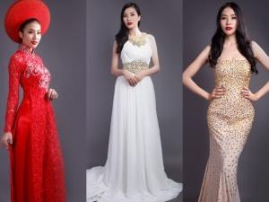 Cách chọn váy cưới theo màu sắc
