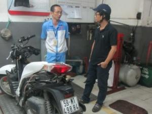 Honda VN nói gì về chiếc xe SH 125cc hư sửa nhiều lần?