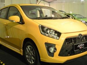 Ôtô Malaysia giá 160 triệu đồng, dân Việt