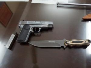 Vạch trần kế hoạch mua vũ khí cướp tài sản của kẻ khống chế con tin ở Thanh Xuân