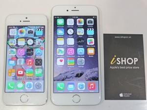 Lộ diện chiếc iphone 6 đầu tiên tại Việt Nam