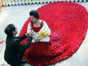 Những mẫu váy cưới độc đáo nhất thế giới