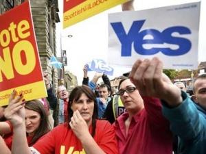 """Scotland nói """"không"""" với ly khai độc lập khỏi vương quốc Anh"""