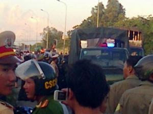 Vụ dùng súng chống trả cảnh sát ở Bình Thuận: Do mâu thuẫn đá gà