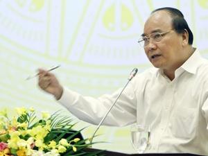 """Phó Thủ tướng Nguyễn Xuân Phúc: """"Dân chưa nói, ông đã sa sả là không được"""""""