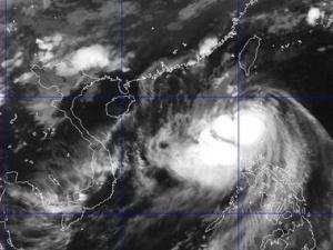 Thông tin mới nhất về bão fung wong ngày 20/9: Bão đột ngột chuyển hướng