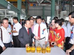 Khánh thành dây chuyền sản xuất nhựa Alkyd có quy mô lớn và hiện đại nhất Việt Nam