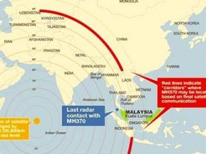 Tìm kiếm MH370 phát hiện những bí mật hàng tỷ năm