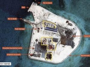 Tình hình Biển Đông ngày 22/9: Trung Quốc mở rộng Gạc Ma làm bàn đạp tấn công khu vực