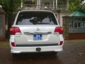 Trưởng ban quản lý khu kinh tế Hà Tĩnh đi xe ô tô siêu sang, biển giả: Xử lý thế nào?