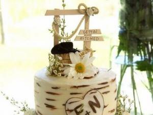 Xu hướng nổi bật cho bánh cưới mùa thu 2014