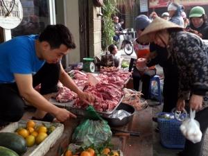 Thịt chứa chất cấm lại tái xuất