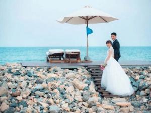 Xu hướng du lịch kết hợp chụp ảnh cưới mùa cưới 2014