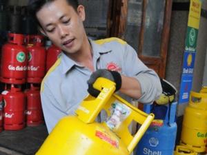 Giá bán lẻ gas đồng loạt tăng nhẹ từ 7 giờ sáng ngày 01/10