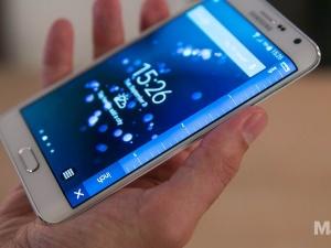 Galaxy Note Edge sẽ được bán ra tại Nhật Bản đầu tiên