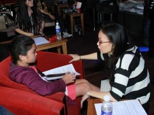 Giọng hát Việt nhí: Nghi án 'gà cưng' Thiện Nhân là người nhà Cẩm Ly