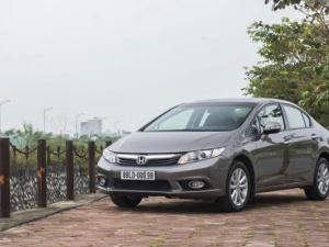 Honda Việt Nam triệu hồi Civic và CR-V