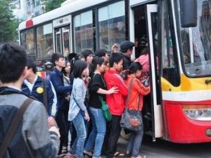 Phát miễn phí 200.000 thẻ xe buýt thông minh gắn chíp điện tử