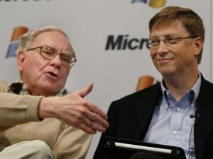 Bill Gates tiết lộ bí quyết kinh doanh học được từ nhà tỷ phú Warren Buffett